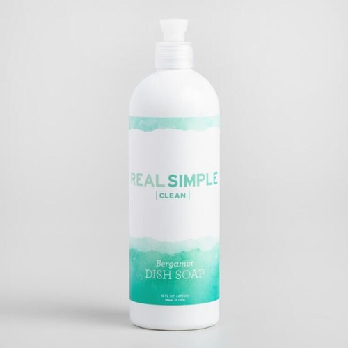 Real Simple Clean Bergamot Hand Soap