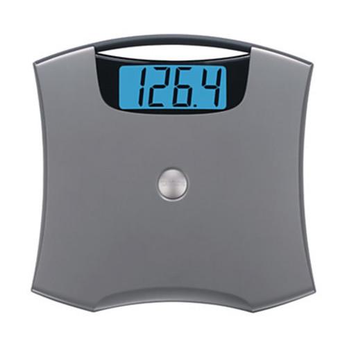 Taylor Digital Bathroom Scale, Silver