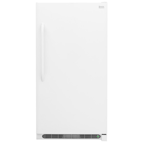 Frigidaire - 20.9 Cu. Ft. Upright Freezer - White