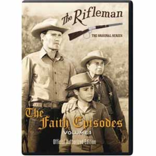 The Rifleman: The Faith Episodes: Volume 1 [DVD]
