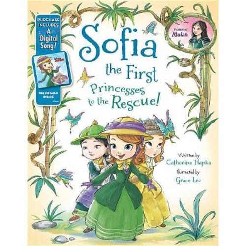 Disney Jr. Sofia the First Princesses to the Rescue! - Purchase Includes a Digital Song!