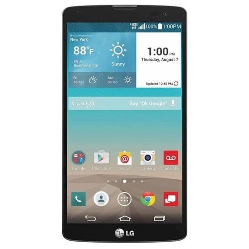 LG G Vista D631 8GB Unlocked GSM 4G LTE Quad-Core 8MP Android Cell Phone - Black - Black