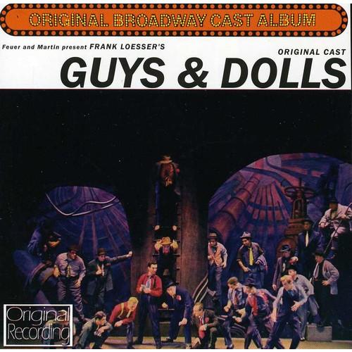 GUYS & DOLLS - ORIGINAL BROADWAY CAST