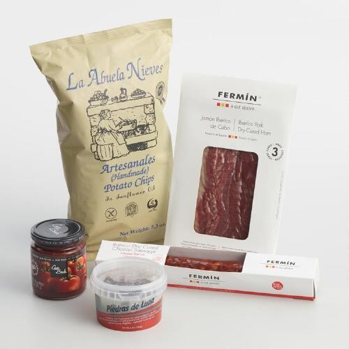 Fermin Spanish Tapas with Ibrico Meats