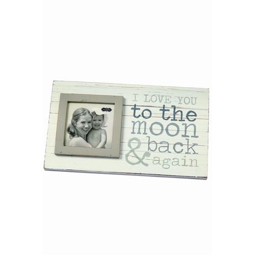 Moon & Back Frame