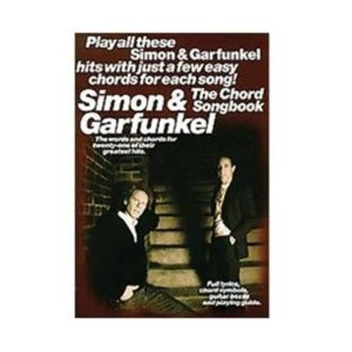 Simon and Garfunkel : The Chord Songbook (Paperback)