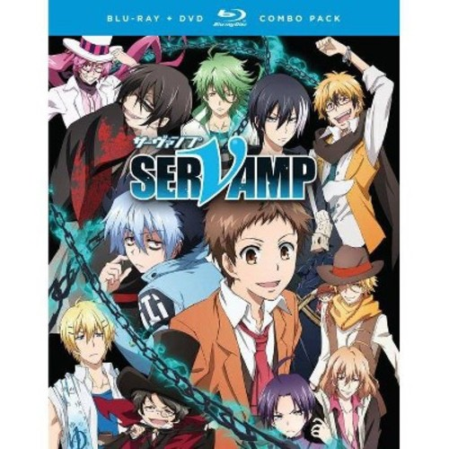 Servamp:Season One (Blu-ray)