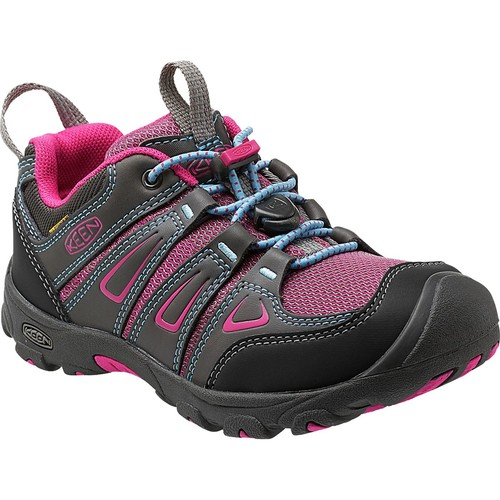 KEEN Oakridge Low WP Hiking Shoe - Girls'