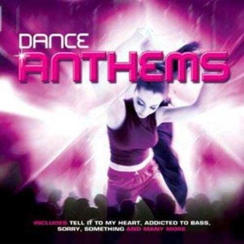 Dance Anthems [Fast Forward] By Various Artists (Audio CD)