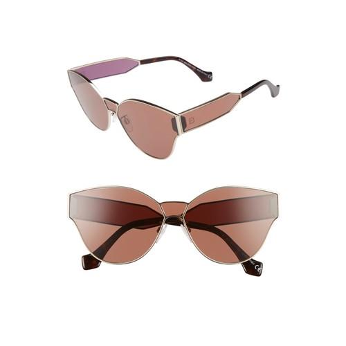 BALENCIAGA Paris 65Mm Sunglasses
