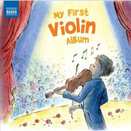 My First Violin Album [CD]