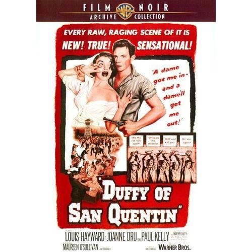 Duffy of San Quentin [DVD] [English] [1954]