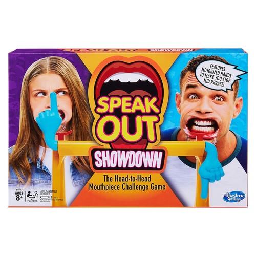 Speak Out Showdown by Hasbro Games