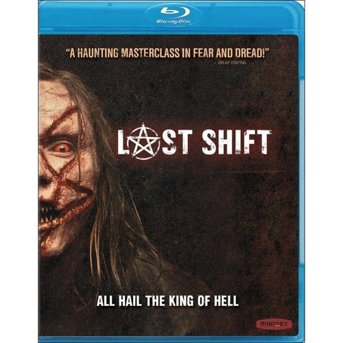 Last Shift [Blu-ray] [2014]