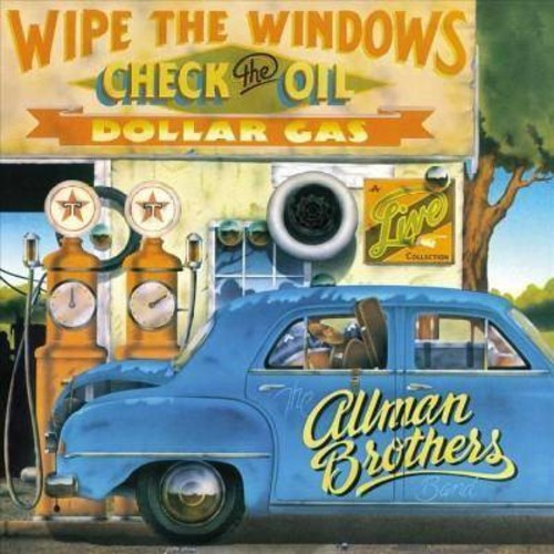 Allman brothers band - Wipe the windows check the oil dollar (Vinyl)