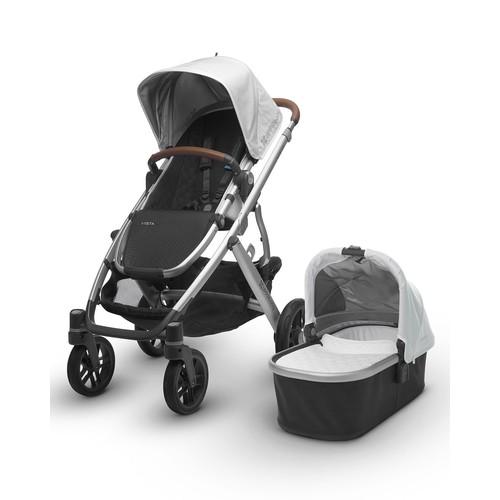 VISTA All-in-One Stroller, Loic (White)