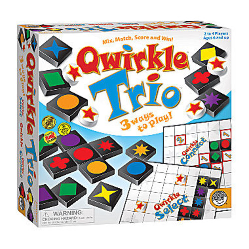 MindWare Qwirkle Trio