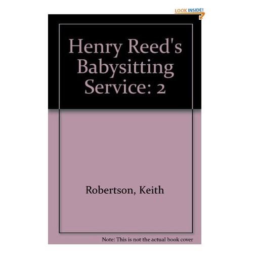 Henry Reed's Babysitting Service: 2