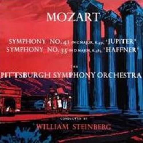Mozart: Symphony No. 41 'Jupiter'; Symphony No. 35 'Haffner'