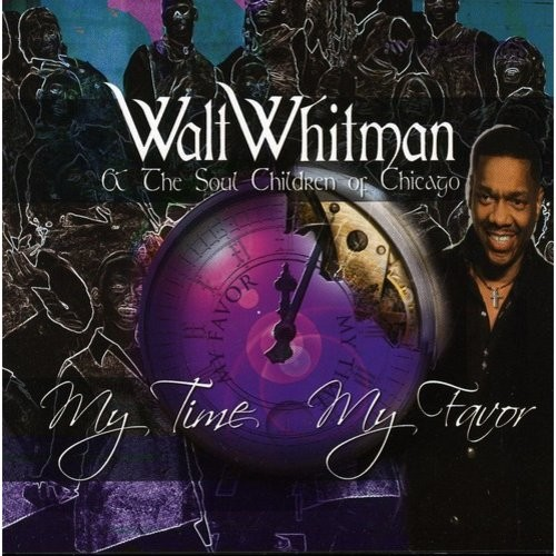 My Time My Favor [CD]