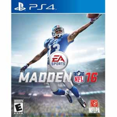 Madden NFL 16 - PlayStation 4 - PRE-OWNED