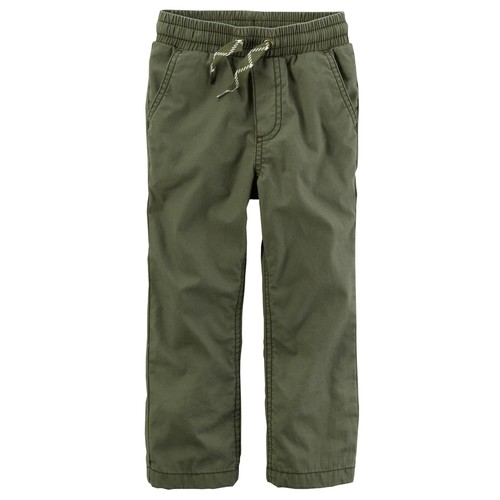 Jersey-Lined Utility Pants