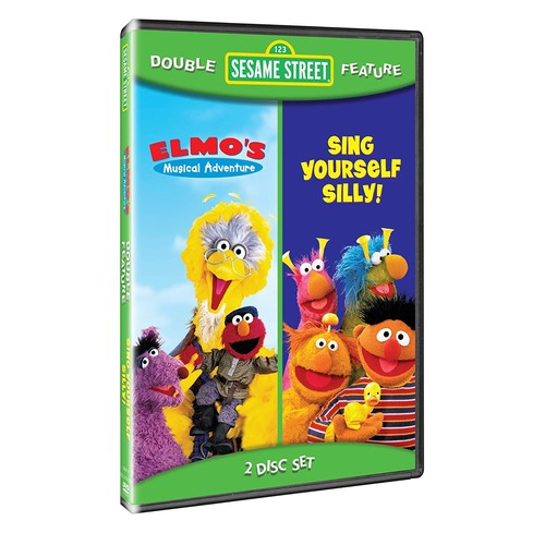 Double Feature: Elmo's Musical Adventure/Sing Yourself Silly!