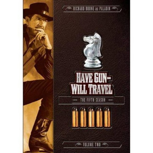 Have gun will travel:Season 5 vol 2 (DVD)