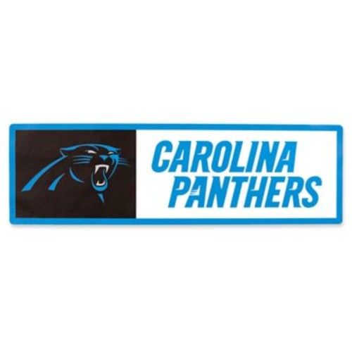 NFL Carolina Panthers Outdoor Step Graphic Decal