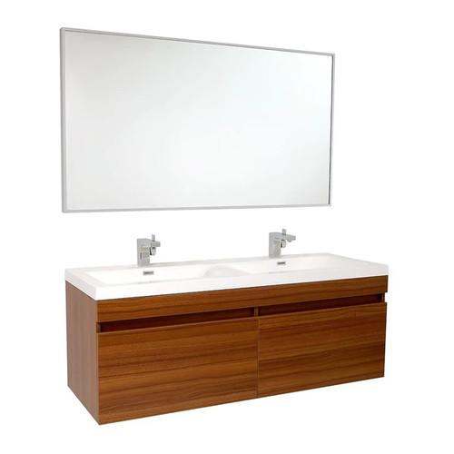 Fresca Largo Double Bathroom Vanity