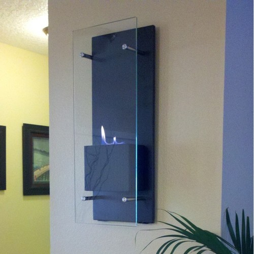 Nu-Flame Cannello Wall Mounted Fireplace