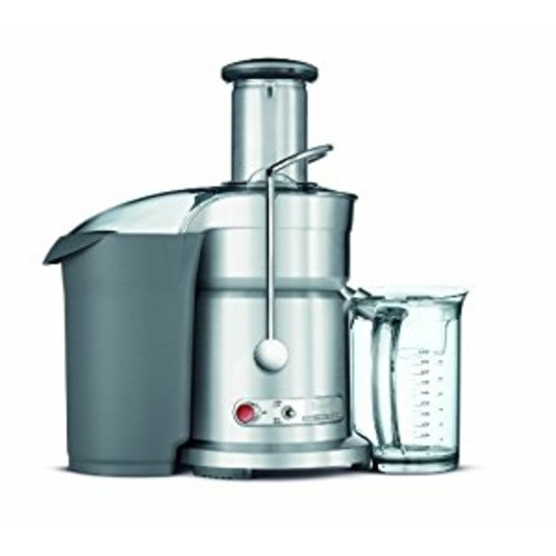 Breville RM-800JEXL Die-Cast Juice Fountain Elite 1000-Watt Juice Extractor (Certified Refurbished)