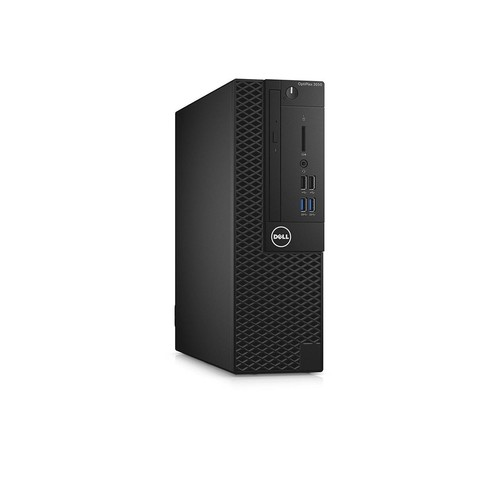 Dell 6Y9TM OptiPlex 3050 Small Form Factor Desktop Computer, Intel Core i5-7500, 8GB DDR4, 500GB Hard Drive, Windows 10 Pro