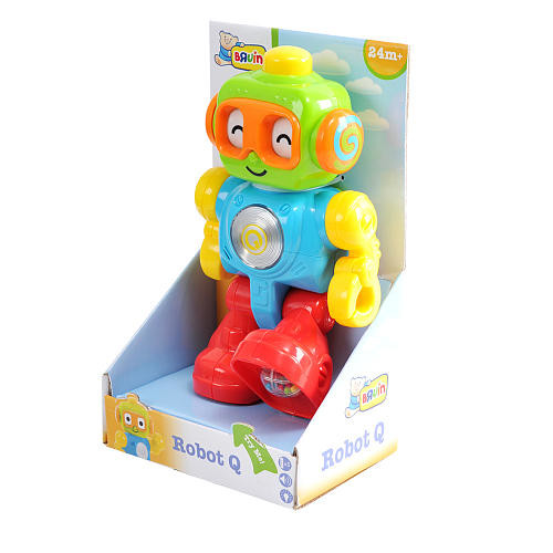 Bruin My Robot Buddy