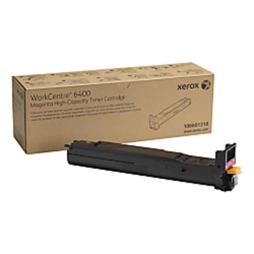 Xerox 106R01318 High-Yield Magenta Toner Cartridge