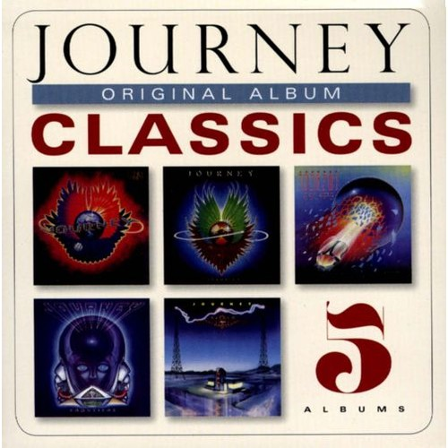 Original Album Classics: 5 Albums [CD]