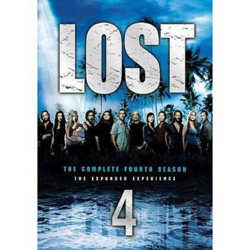 Lost:Complete fourth season (DVD)