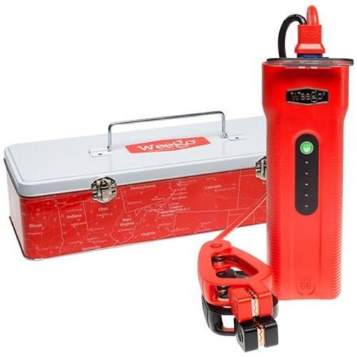 Weego N Series Jump Starter 66 Battery Pack, 66Wh Capacity