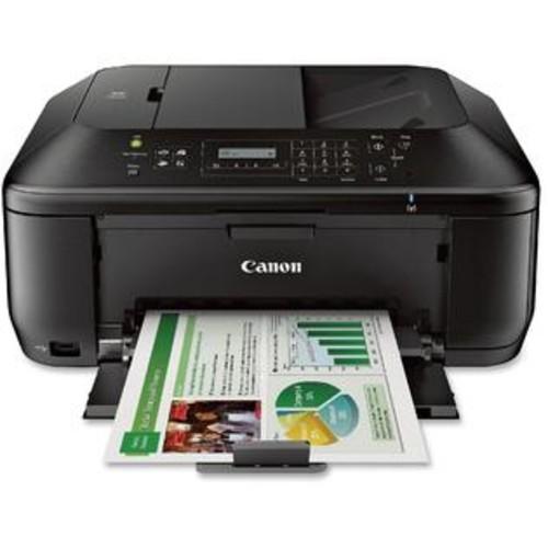 Canon PIXMA MX532 Inkjet Multifunction Printer - Color - Photo Print - Desktop - Copier/Fax/Printer/Scanner - 9.7 ipm Mon...