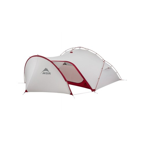 MSR Hubba Tour Tent - 3 Person, 3 Season 10321, Tent Type: Backpacking w/ Free Shipping