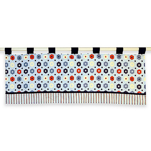 Country Home Laugh Giggle & Smile My Little Town Valance