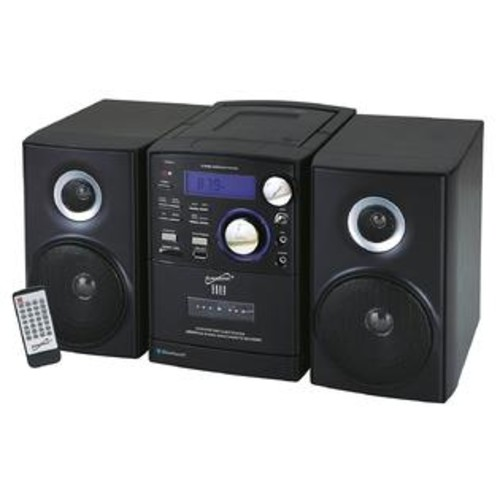 Supersonic SC807 CD/MP3/Cassette Player