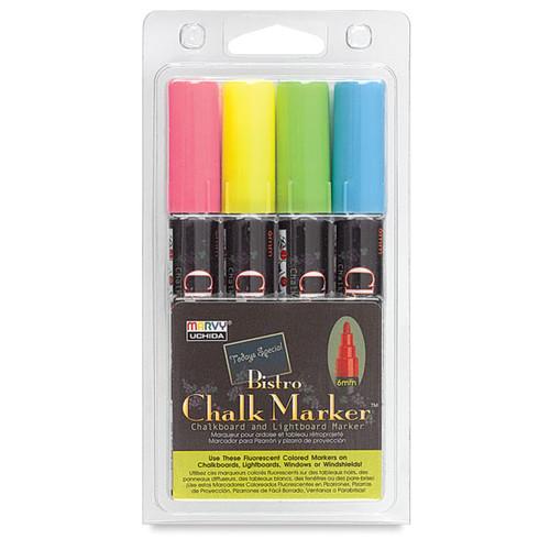 Marvy Uchida Bistro Chalk Markers [Description : Chalk Marker]
