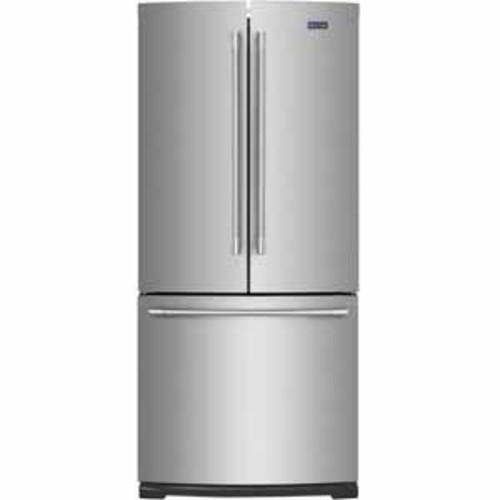 Maytag 20 cu.ft. French Door Refrigerator - Stainless Steel