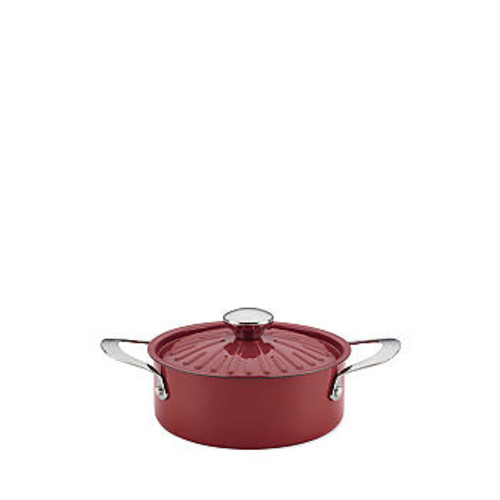 Rachael Ray 2.5-qt. Nonstick Hard Enamel Covered Round Casserole
