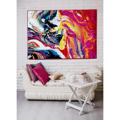 Home Dynamix Splash Multi 7 ft. 10 in. x 10 ft. 2 in. Indoor Area Rug