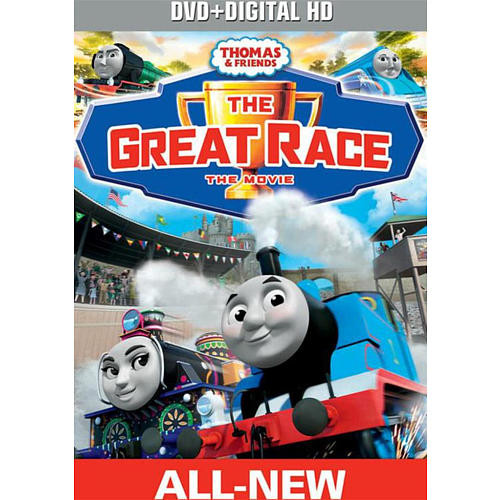 Thomas and Friends: The Great Race DVD (DVD/Digital HD)