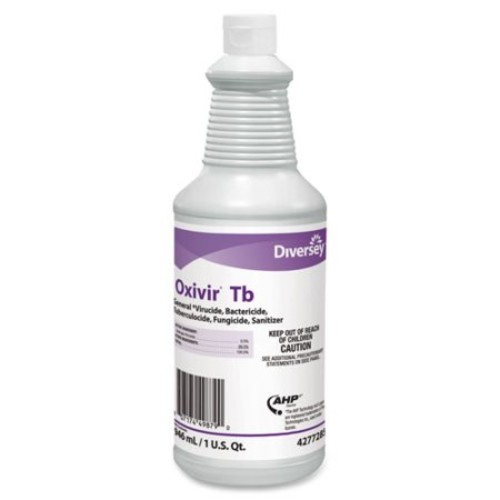 Diversey DRA4277285 Disinfectant Cleaner, 32oz., Colorless [N/A]