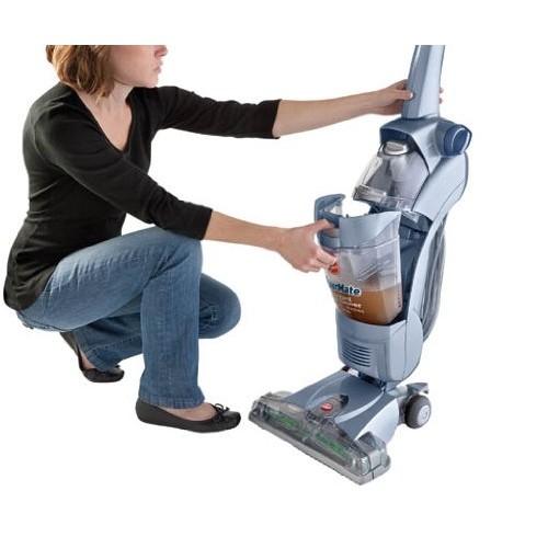 Hoover Hardwood Floor Cleaner FloorMate SpinScrub with Bonus Hard Floor Wipes Corded Bare Floor Cleaner FH40010B [Vacuum]