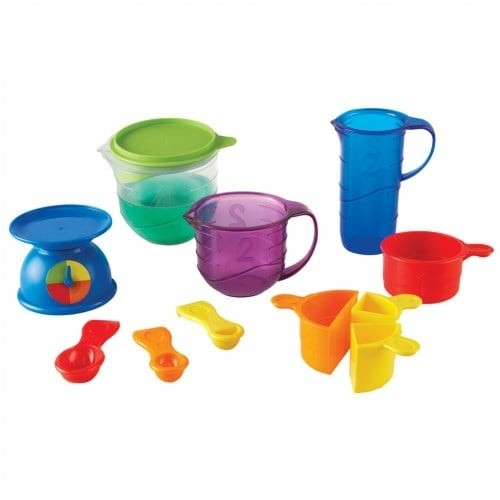 Learning Resources Learning & Educational Toys Primary Science Mix & Measure Set